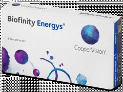 Biofinity Energys (6 lēcas)