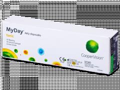 MyDay daily disposable toric (30 lēcas)