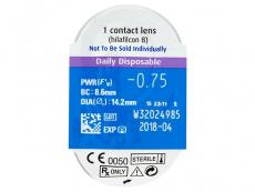 SofLens Daily Disposable (90lēcas)