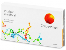 Proclear Multifocal XR (3 lēcas)