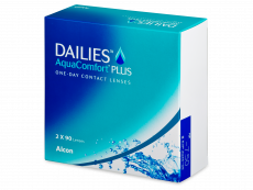 Dailies AquaComfort Plus (180 lēcas)