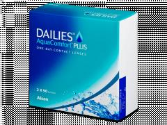 Dailies AquaComfort Plus (180lēcas)