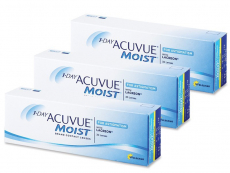 1 Day Acuvue Moist for Astigmatism (90 lēcas)