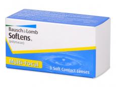 SofLens Multi-Focal (3lēcas)
