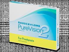 PureVision 2 for Presbyopia (3lēcas)