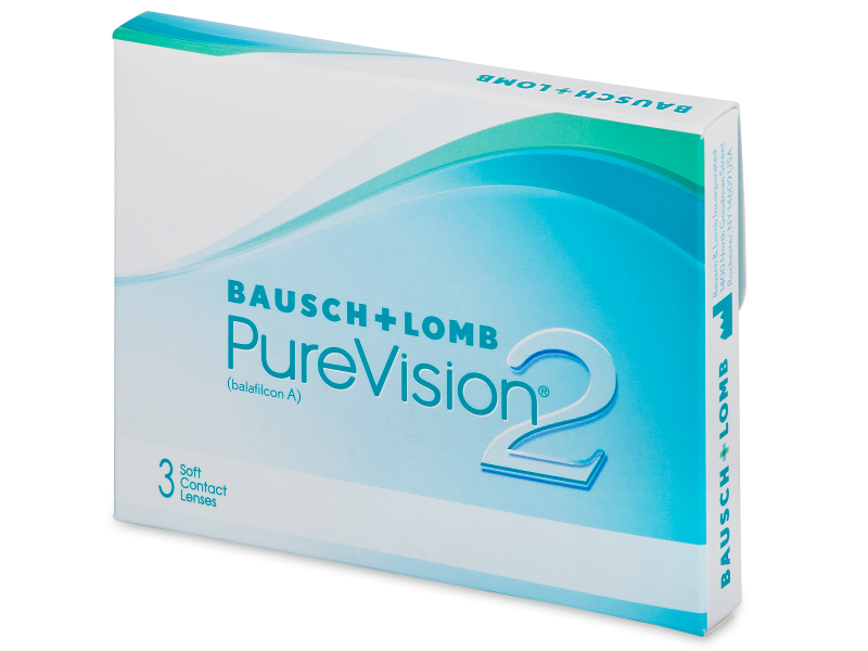 PureVision 2 (3lēcas)