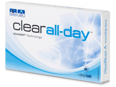 Clear All-Day (6lēcas)