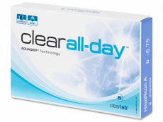 Clear All-Day (6 lēcas)