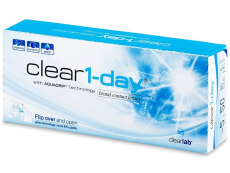 Clear 1-Day (30 lēcas)