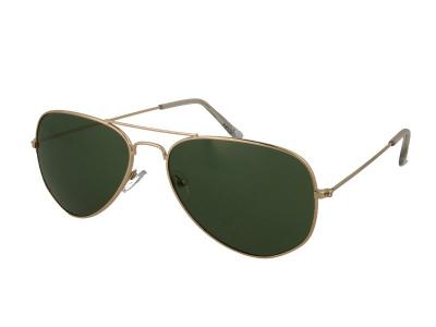 Saulesbrilles Alensa Pilot Zelta