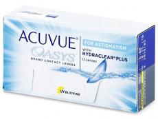 Acuvue Oasys for Astigmatism (12lēcas)