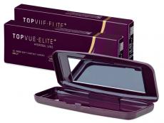 TopVue Elite+ (10 pāri) + Futlāris TopVue Elite