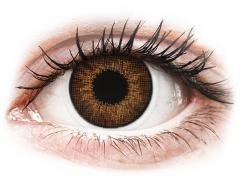 Air Optix Colors - Brown - bez dioptrijas (2lēcas)