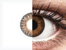 Air Optix Colors - Brown - ar dioptriju (2lēcas)