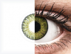 Air Optix Colors - Gemstone Green - bez dioptrijas (2lēcas)