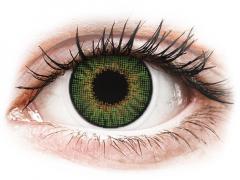 Air Optix Colors - Green - ar dioptriju (2lēcas)