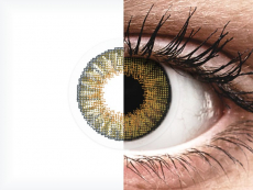 Air Optix Colors - Pure Hazel - ar dioptriju (2lēcas)