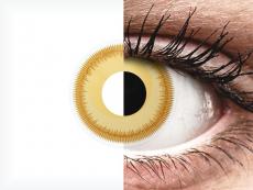 ColourVUE Crazy Lens - Avatar - bez dioptrijas (2 lēcas)