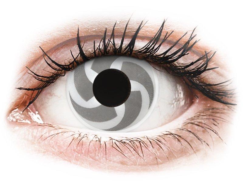 ColourVUE Crazy Lens - Blade - bez dioptrijas (2 lēcas)