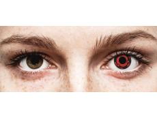 ColourVUE Crazy Lens - Madara - bez dioptrijas (2 lēcas)