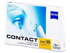 Carl Zeiss Contact Day 30 Spheric (6lēcas)