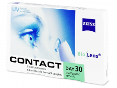 Carl Zeiss Contact Day 30 Compatic (6lēcas)