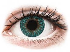 TopVue Color - Turquoise - bez dioptrijas (2 lēcas)