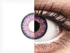 ColourVUE Glamour Violet - bez dioptrijas (2lēcas)