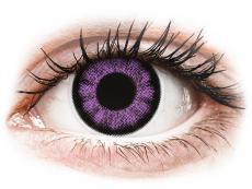 ColourVUE BigEyes Ultra Violet - bez dioptrijas (2lēcas)