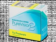 Purevision 2 for Presbyopia (6 lēcas)