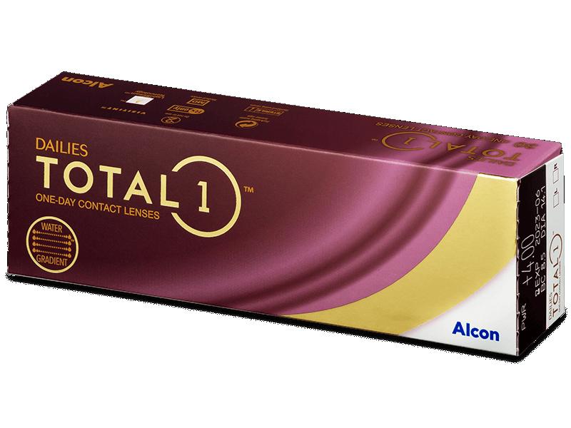 Dailies TOTAL1 (30lēcas)