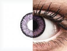 SofLens Natural Colors Indigo - ar dioptriju (2 lēcas)