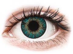 FreshLook ColorBlends Turquoise - ar dioptriju (2 lēcas)