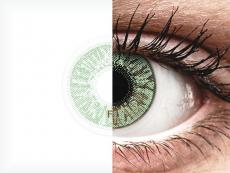 FreshLook Colors Green - ar dioptriju (2 lēcas)