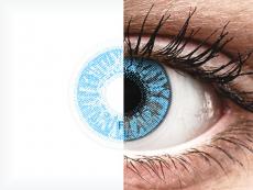 FreshLook Colors Sapphire Blue - ar dioptriju (2 lēcas)