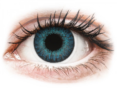 Air Optix Colors - Brilliant Blue - ar dioptriju (2lēcas)
