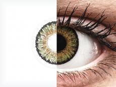 FreshLook One Day Color Pure Hazel - bez dioptrijas (10 lēcas)