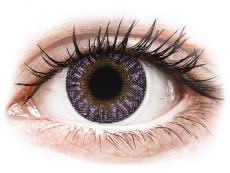 TopVue Color - Violet - bez dioptrijas (2 lēcas)
