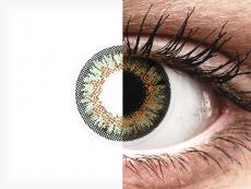 ColourVue One Day TruBlends Green - ar dioptriju (10 lēcas)
