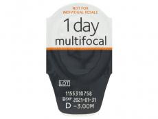 Proclear 1 Day Multifocal (30lēcas)