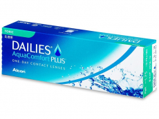 Dailies AquaComfort Plus Toric (30 lēcas)