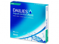 Dailies AquaComfort Plus Toric (90 lēcas)