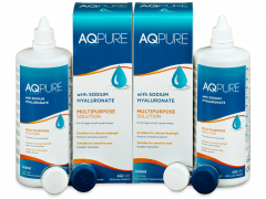 AQ Pure šķīdums 2 x 360ml