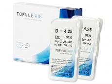 TopVue Air (1+1 lēca)