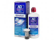 AO SEPT PLUS HydraGlyde Šķīdums 360 ml