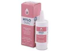 HYLO-DUAL acu pilieni 10 ml