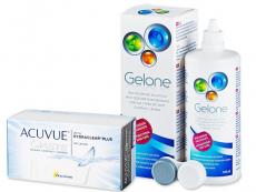 Acuvue Oasys (24 lēcas) + Gelone Šķīdums 360 ml