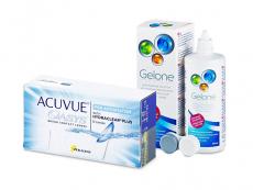 Acuvue Oasys for Astigmatism (12 lēcas) + Gelone Šķīdums 360 ml