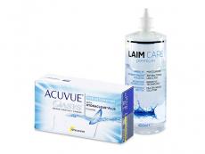 Acuvue Oasys for Astigmatism (12 lēcas) + Laim-Care Šķīdums 400 ml