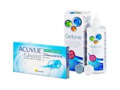 Acuvue Oasys for Presbyopia (6 lēcas) + Gelone Šķīdums 360 ml